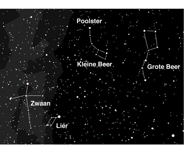 zwaan sterrenbeeld