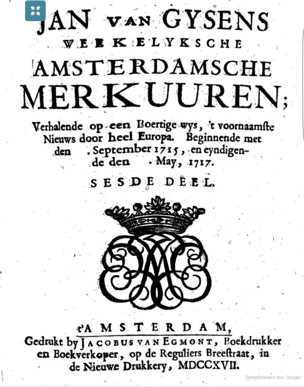 Jan Gijsen Merkuuren