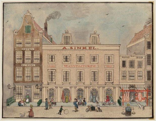 Nieuwendijk 174-176