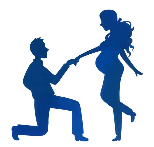 Bruid zwanger