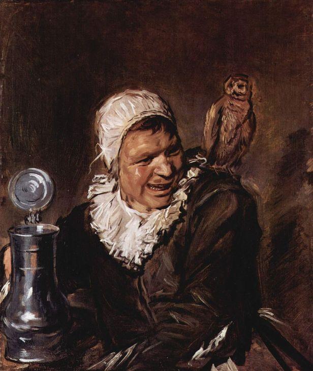 Frans Hals Malle Babbe